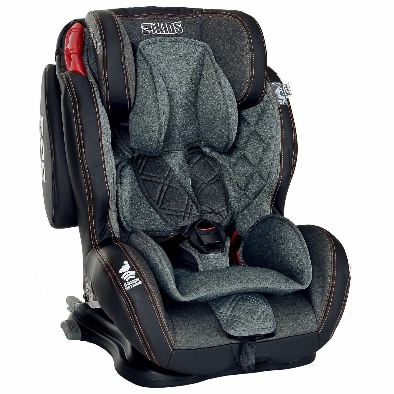 Auto-Kindersitz GT Comfort Isofix 9-36 kg Gruppe 1 2 3 | Schlafposition