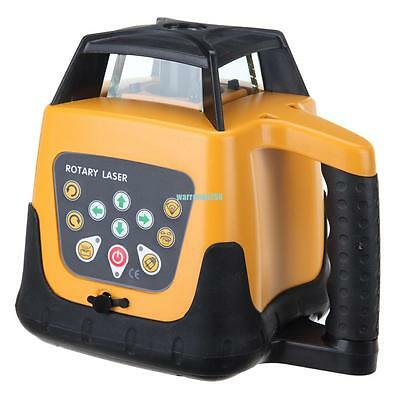 Green Beam Full Automatic Laser Level Rotary Rotating Self Leveling Waterproof