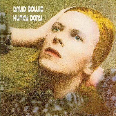 DAVID BOWIE HUNKY DORY 180 GRAM VINYL ALBUM (2015 Remaster)