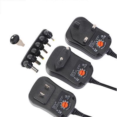 Adjustable 3-12v Acdc Universal Power Supply Transformer Multi-function Adapter