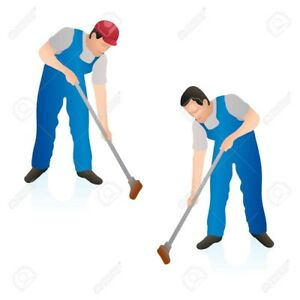 Cleaning Team Of Two!
