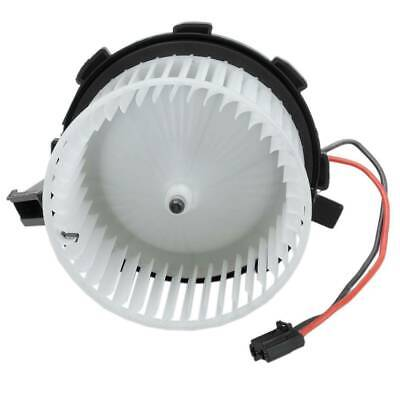 HVAC Blower Motor w/ Fan For 13-17 Audi A4 A5 Q5 S4 S5 SQ5 8T1820021