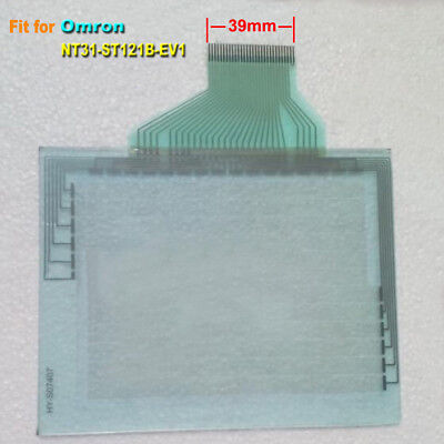 for Omron NT31-ST121B-EV1, NT31ST121BEV1 Touch Screen Glass New