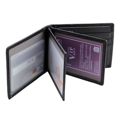 - Auto Parts Leather Driver License Case Wallet Car Driving Card Credit Bag Holder