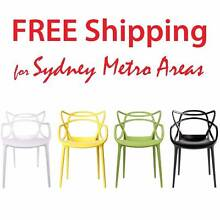 SALE - Philippe Starck Style Masters Chair (set of 4) Zetland Inner Sydney Preview