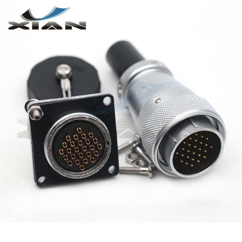 WEIPU WS28 26Pin Panel Waterproof Connector for Industrial Electrical Equipment