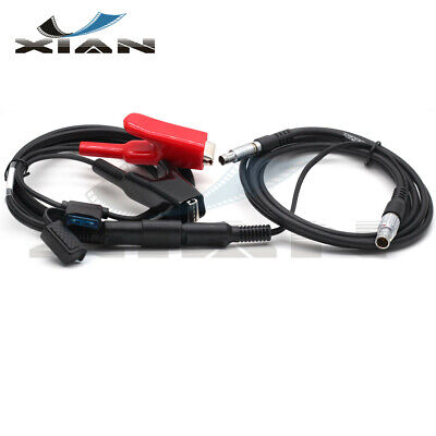 5pin To 7pin For Topcon Gps Interface Cables For Pacific Crest Pdl Lpb 2w Radio