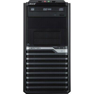 Acer Veriton VM6650G Desktop Intel Core i5-7500 3.40GHz 8GB Ram 256GB SSD Win10P