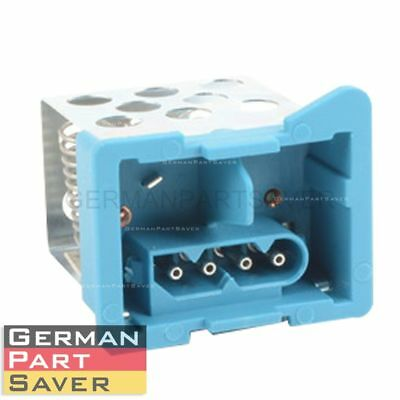 New HVAC Blower Motor Resistor Regulator fits BMW E34 525 530 535 540 M5 E32 740