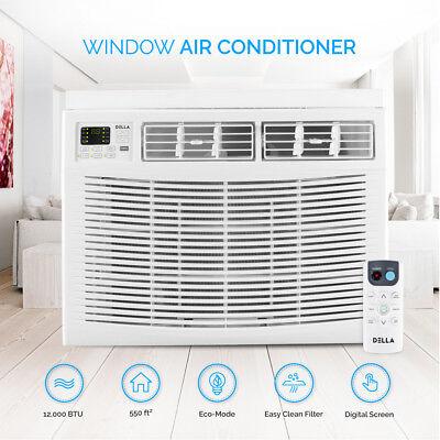 550-sq ft Window Air Conditioner (115-Volt; 12,000-BTU) ENERGY STAR w/ Remote
