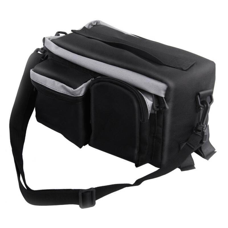 Cycling Bicycle Seat Storage Pannier Rack Waterproof Handbag