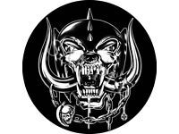 ROCK BAND VINYL STICKER CAR DECAL U.K POST ONLY ROCK MUSIC MOTORHEAD