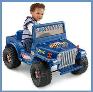 Fisher price riding car ebay for Fisher price motorized cars