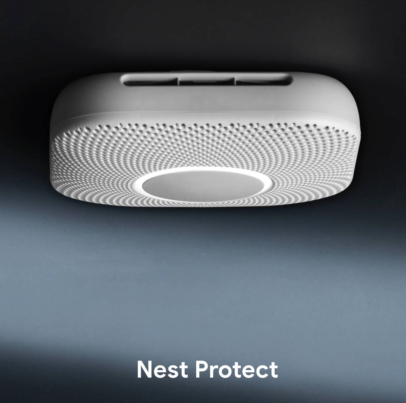 Google Nest Protect Battery Smoke/Carbon Monoxide Alarm 2nd