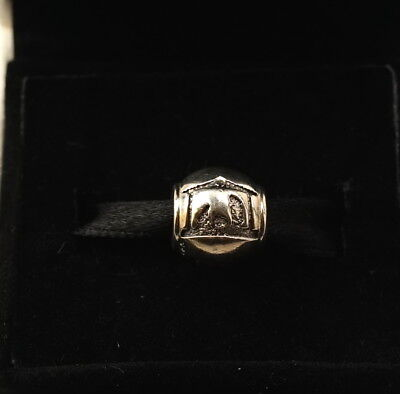 NEW Authentic PANDORA Sterling Silver Silent Night Charm 791402