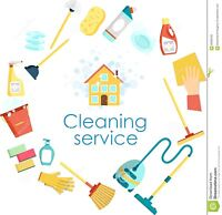 Move In , Move Out Cleaning Service
