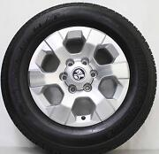 Holden Colorado Wheels