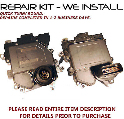 REPAIR KIT 4 2005-2008 AUDI A4 A6 Transmission Control Module CVT TCM WE INSTALL
