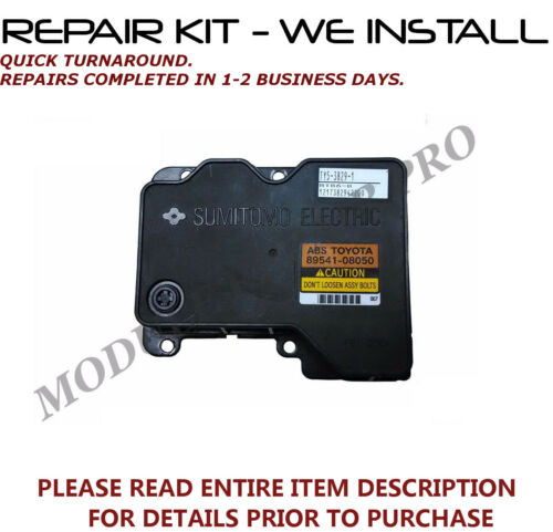 REPAIR KIT for Toyota Sienna ABS Pump Control Module 2004 2005 2006 <WE INSTALL>