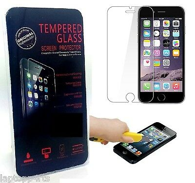 Genuine Premium Tempered Glass Screen Protector Fits For iPhone 6S Plus 6 Plus