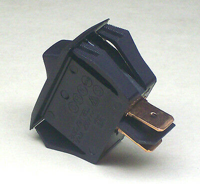 7681-3301 Rocker Toggle Switch Intertherm Coleman York Luxaire Evcon furnace fan ()