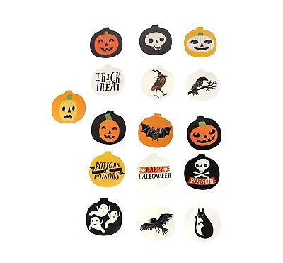 New ! 32ct Halloween Memory Card Game - Hyde and Eek! Boutique (New Halloween Games)