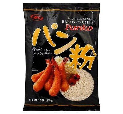 Japanese Style Bread Crumbs Panko - 12 oz. bag JFC ()