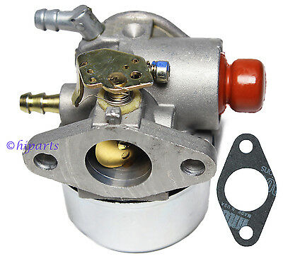 Carburetor Fits Tecumseh 640025 640025C OHH55 OHH60 OHH65 CARB Gasket