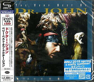 DR. JOHN-VERY BEST OF DR JOHN-JAPAN SHM-CD (Best Of Dr John)