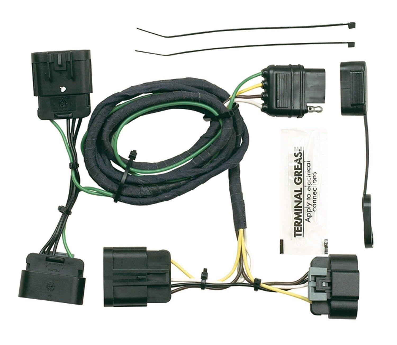 Superb Hoppy 11141175 Plug In Simple Trailer Hitch Wiring Kit Ebay Wiring Wiring 101 Capemaxxcnl