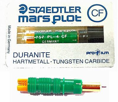 Staedtler Marsmatic Duranite Tungsten Carbide 757 NIB Point .25 New