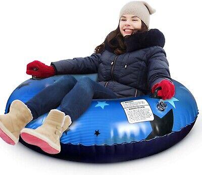 Kupton Inflatable Snow Tube Sledding, Kids and Adults, SAME DAY SHIPPING