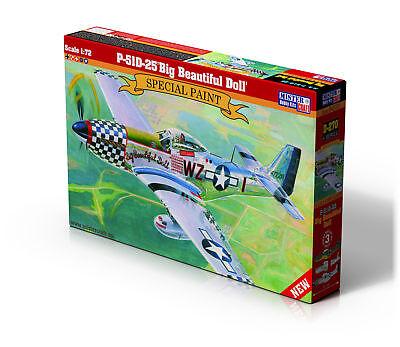 "Mistercraft D-270 - 1:72 P-51D-25 ""Big Beautiful Doll""  - Neu"