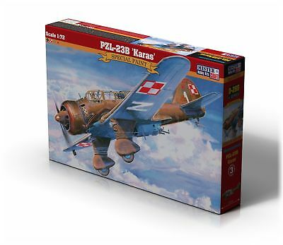 "Mistercraft D-269 - 1:72 PZL-23B ""Karas""  - Neu"