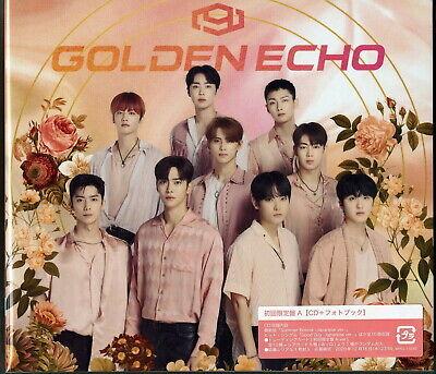 SF9-GOLDEN Echo (Tipo-A) -japan CD+Libro Limitada / Ed. K81