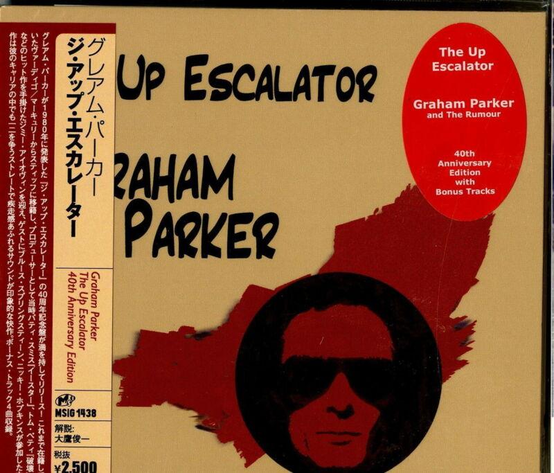 GRAHAM PARKER-THE UP ESCALATOR-IMPORT CD BONUS TRACK F56