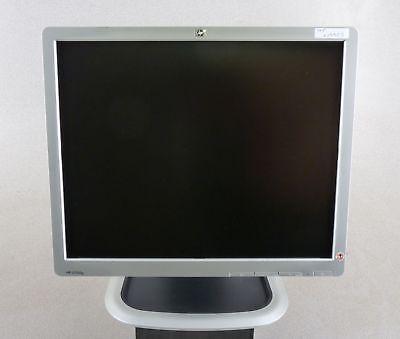 """HP L1950G 19"""" LCD Computer Monitor DVI-VGA Free Shipping"""