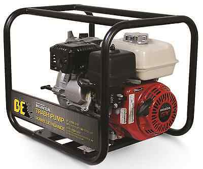 Be Pressure 2 Gas Water Semi-trash Pump 6.5 Hp Honda Gx200 Tp-2065ht