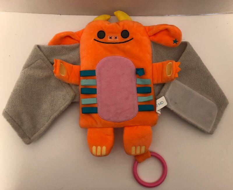 Aggie MD GripeBelt Colic & Upset Stomach Heat/Cold Sensory Plush Baby Toy
