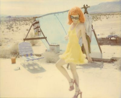 """Stefanie Schneider Edition """"Red Shoes"""" (Stage of C.), 9/10, 20x24cm"""