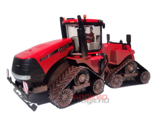 Siku 8514 Case IH Quadtrac 600 1:32 Autodrom Sonder Modell Landwirtschaft Muddy
