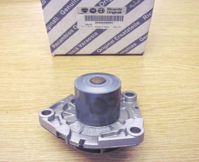 ALFA ROMEO 156  1.9 16V JTD &  2.4 20V JTD  New Genuine Water Pump 55209993
