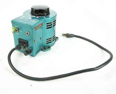 Staco Energy 2pf1010 Variable Power Autotransformer 120v 5060 Hz 10 Amp