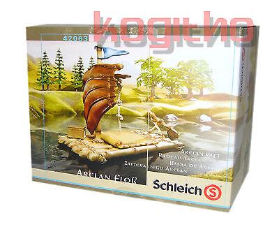 Schleich 42063 Arelan Floß Bayala Modell Helden Figuren / Schwimmt echt!