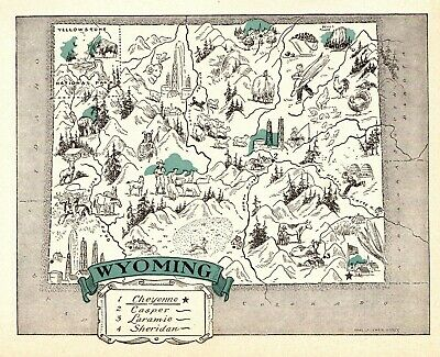 Mn Mt Nd Sd Wy Map Of Wyoming Vatican