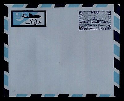 DR WHO PAKISTAN AIRMAIL STATIONERY UNUSED C242675