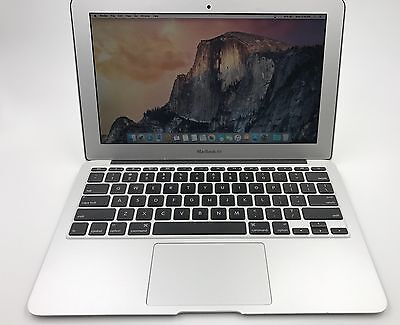 "Apple Macbook Air 11.6"" 1.6 GHz Intel Core i5, 64 GB SSD HD - MC968LL/A"