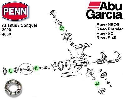 Abu Garcia / Penn - Ersatzteil 1181780 - Ball Bearing - Revo S / SX / NEOS / PRM