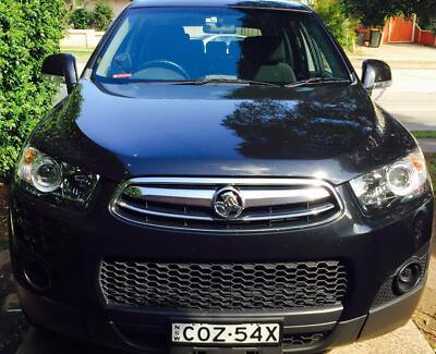 Holden Captiva 7 (Model: 2012) Available for Multiple Services. Punchbowl Launceston Area Preview