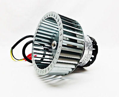 Harman Pellet Stove Convection Distribution Fan Motor + Impeller PH-1500CWFM-KIT